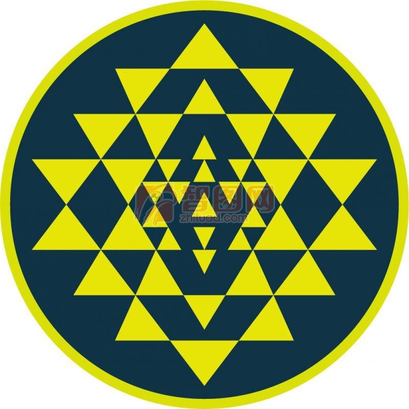 黃色小三角