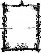 花纹边框元素