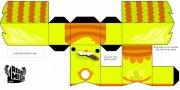 黄色包装盒