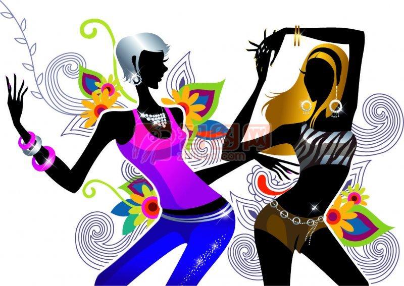 跳舞的女子