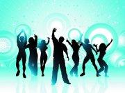 跳舞矢量图
