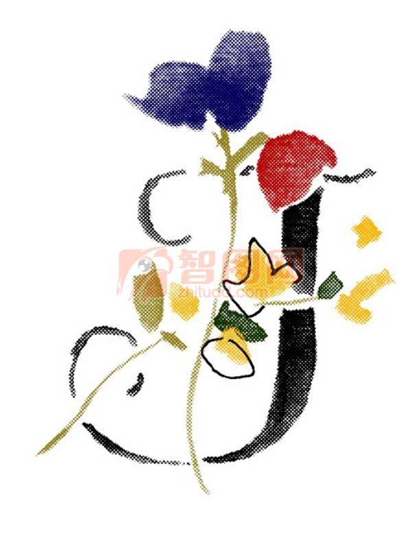 m字母变形logo图库:j 字母抽象变 形logo:m 字母 的logo