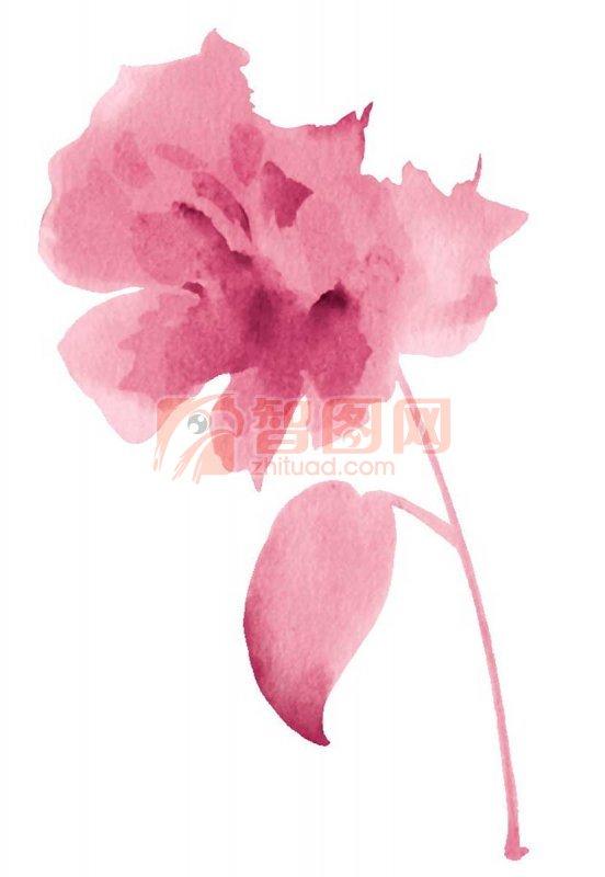 ps分层专区 底纹边框 抽象底纹  关键词: 粉色花朵素材 浪漫粉色 温馨