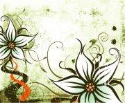 歐式花紋設計