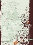 复古欧式花纹