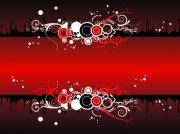 黑红色背景