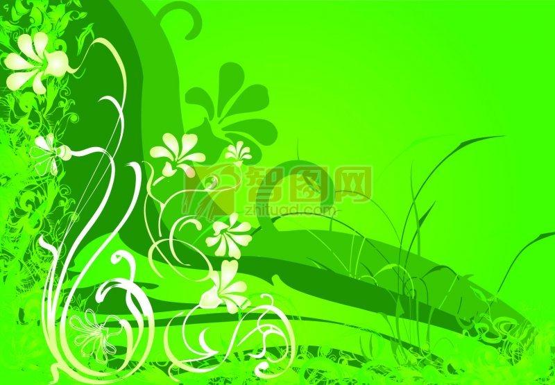 首页 矢量专区 底纹边框 花纹花边  关键词: 说明:-绿色背景 上一张