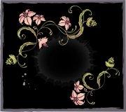 花纹海报设计
