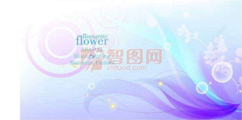 【cdr】流行花纹元素