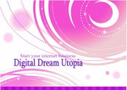 紫色螺旋形