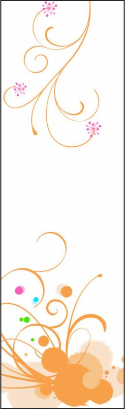 矢量专区 底纹边框 花纹花边  关键词: 彩色圆点 花朵素材 花纹展板