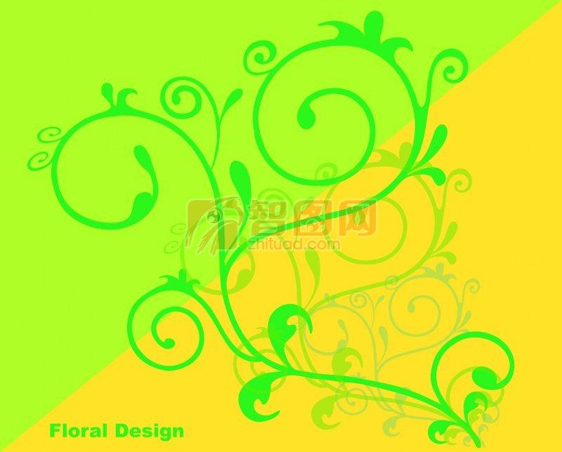 上一张图片:  灰绿色花纹设计 下一张图片:绿色渐变花纹设计