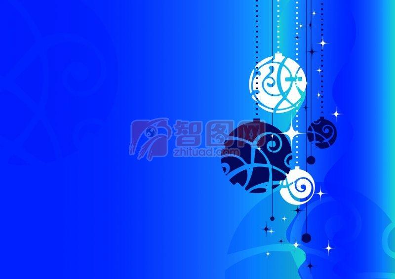 蓝色光芒 蓝色天空素材 蓝色海报设计元素 宝蓝色模板素材 渐变蓝色