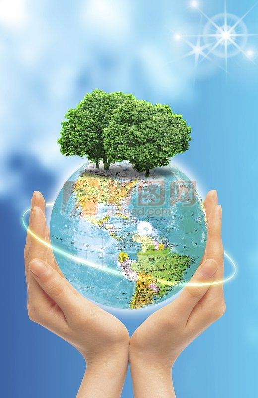 透明的地球