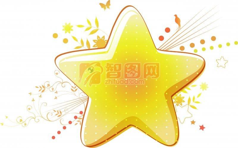 梦幻星星图案图片下载.; 五星纹样; 梦幻星星图案图片下载图片