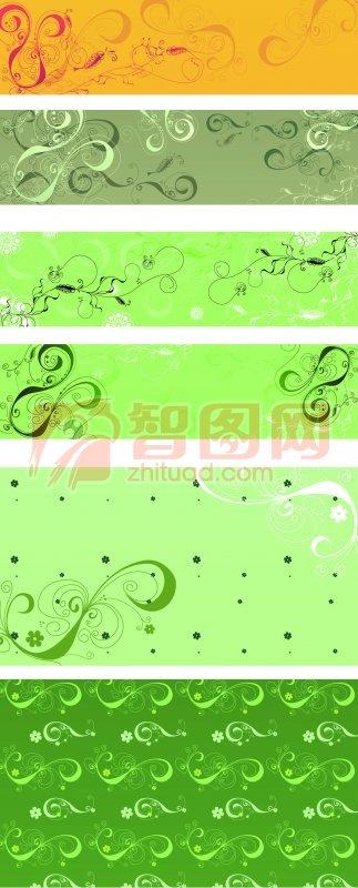 花紋線條元素