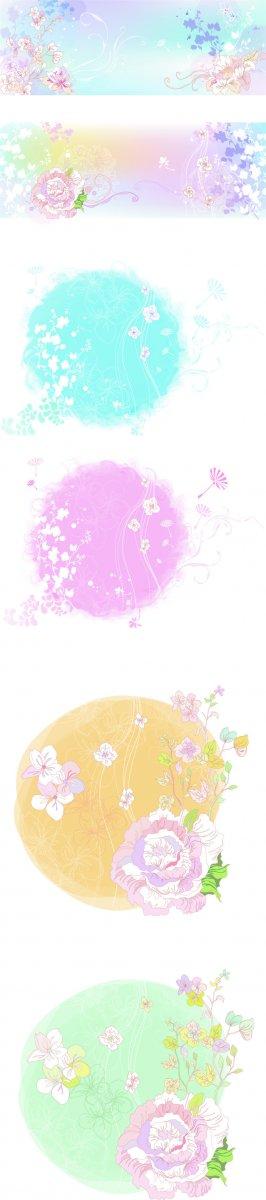 花纹展示设计