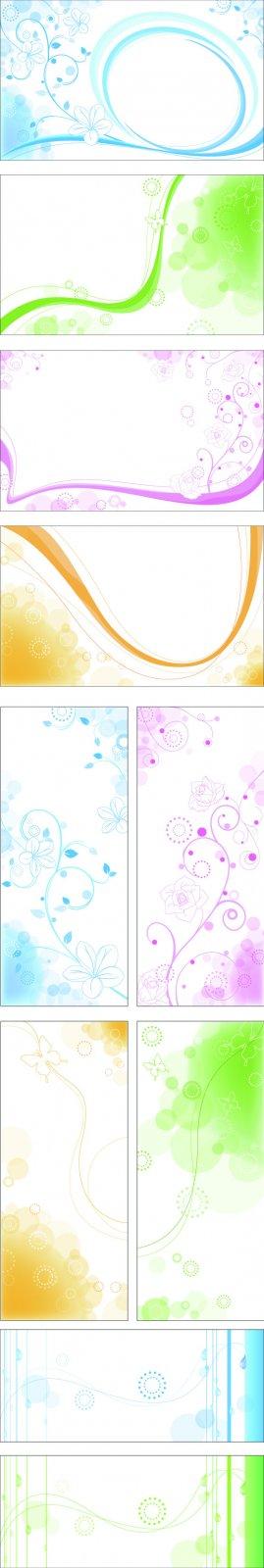 花纹展示元素
