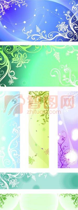 花纹背景设计