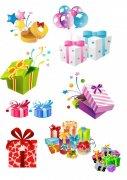 高清礼品盒 高清礼品盒