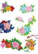 高清花卉 牡丹花
