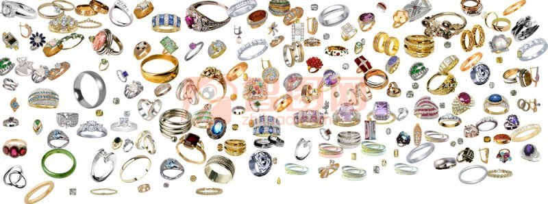 高清戒指抠图 高清戒指集合