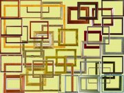 边框 相框 简约边框 古典相框