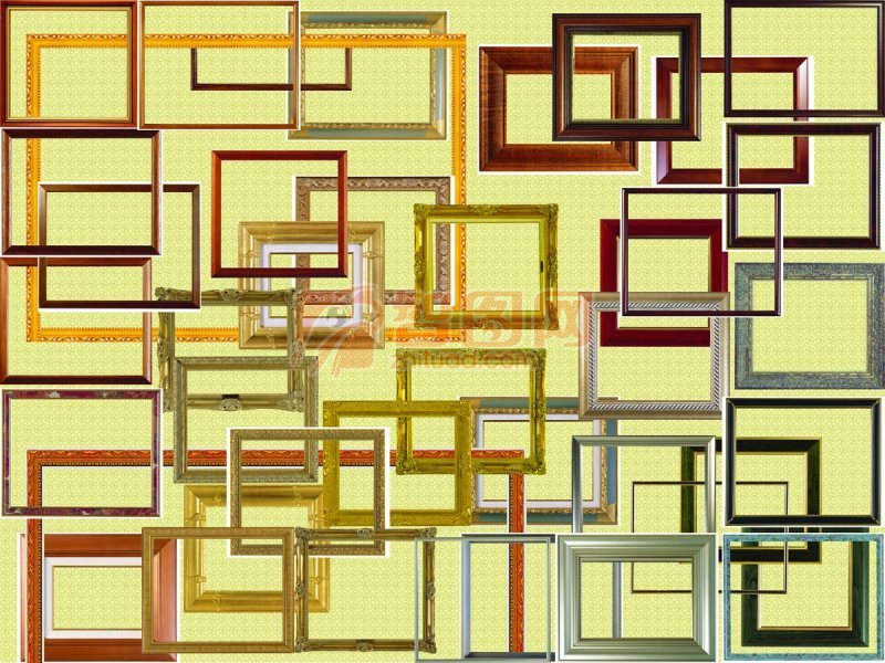 邊框 相框 簡約邊框 古典相框