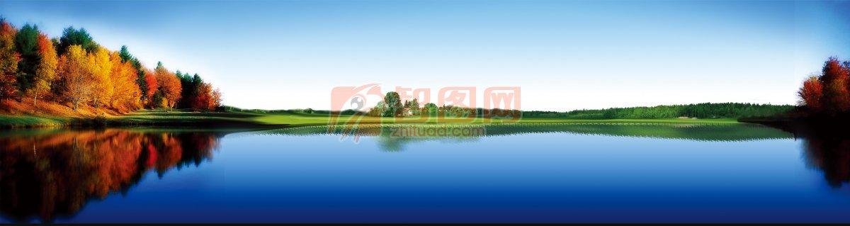 桂林山水风景海报