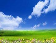草原风景素材