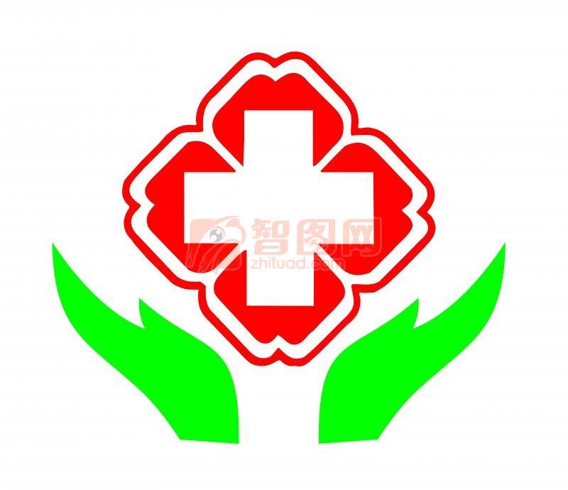 爱心医院标志