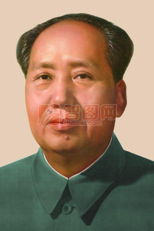 毛泽东肖像