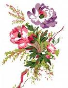 鲜花花纹01