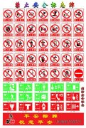 安全類標志牌