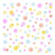花朵元素花紋
