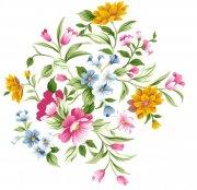 好看花朵花纹