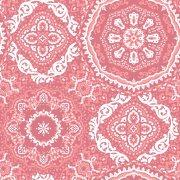 粉红色底纹设计