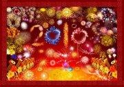 春节各种烟花