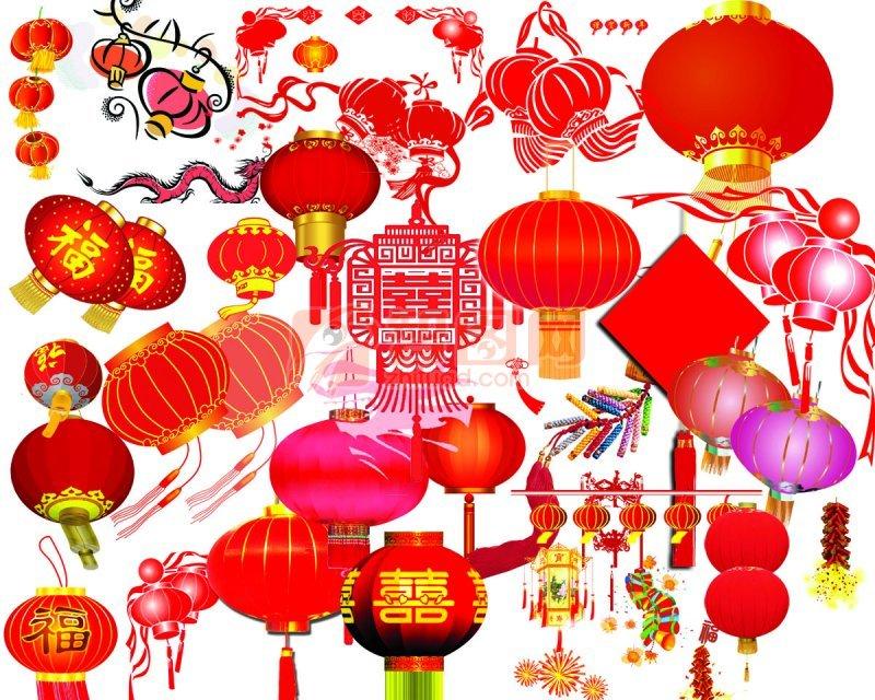 喜慶紅燈籠