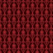 暗紅色背景底紋設計