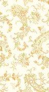 黃色花紋底紋