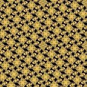 黄色花纹底纹