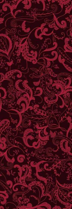 黑红色花纹图片