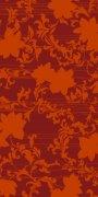 橘红色花纹底纹