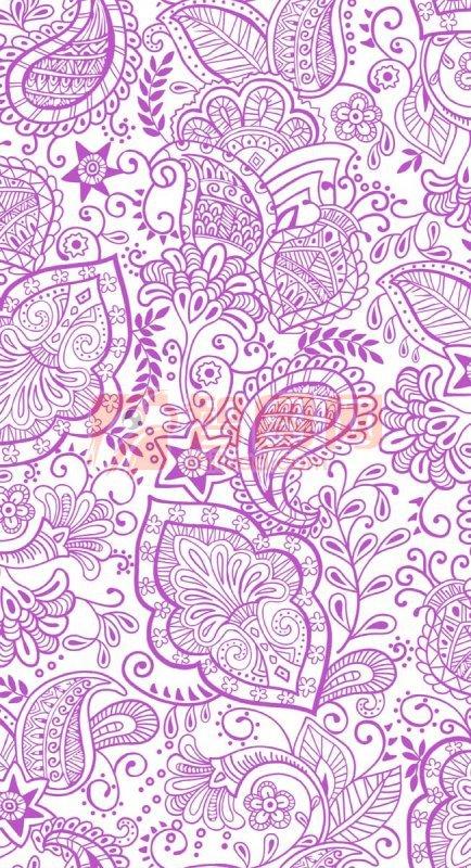 紫粉色底纹