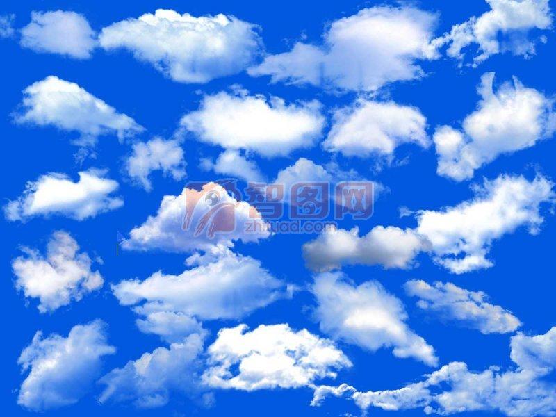 各种云彩素材