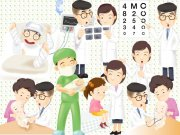 漫画医生病人