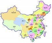 最好的中国地图
