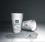 紙杯效果圖