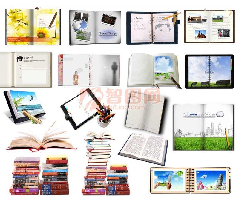 介绍书 精美古典楼书